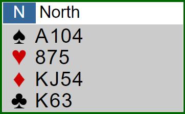 Die Wiederbelebung in letzter Position - Verteilung Nord