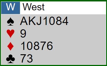 Verteilung West