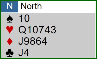 Verteilung Nord - Alleinspieler