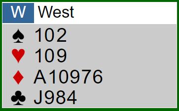Verteilung West - Angriff